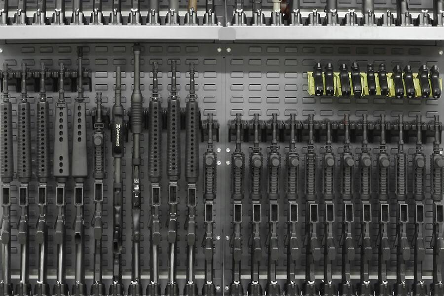 High-Density Weapon Storage: SecureIt vs Space Saver