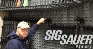 Sig Sauer and SecureIt Gun Storage