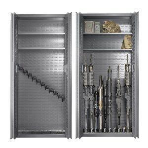 weapon storage rack model 72