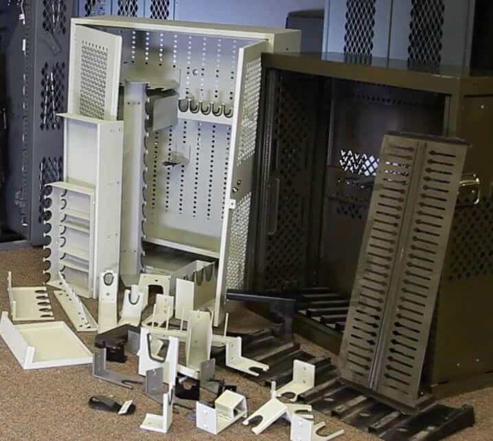 Weapon Storage: Lots of Components Can Mean Lots of Problems