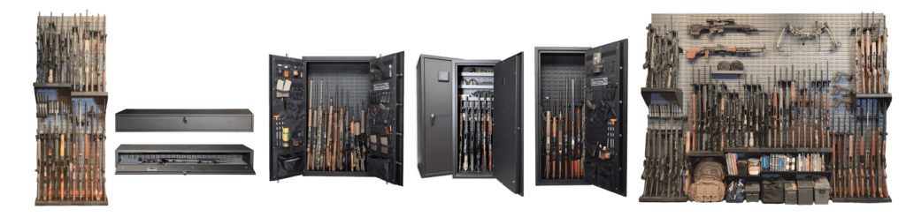 SecureIt gun. storage products