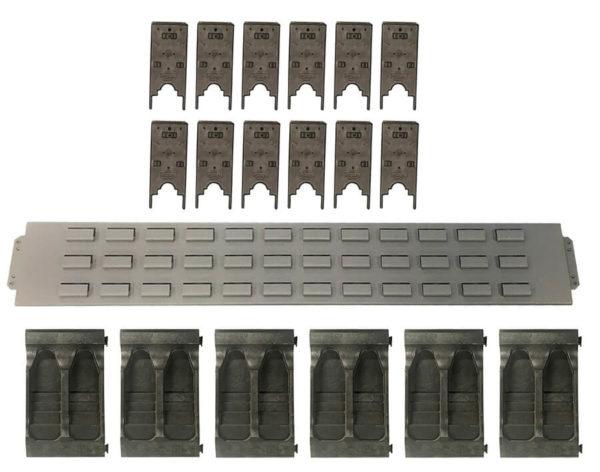 spacesaver weapon rack upgrade kit