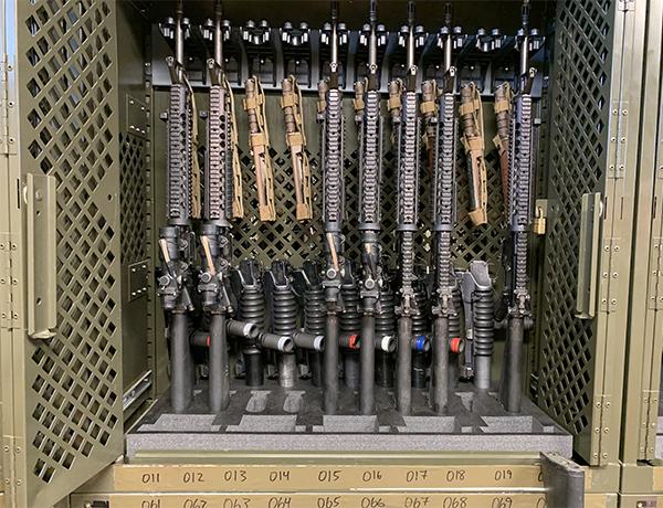 upgrade space saver rack